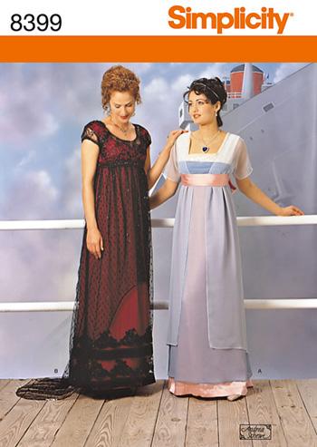 Платье из кинофильма Титаник