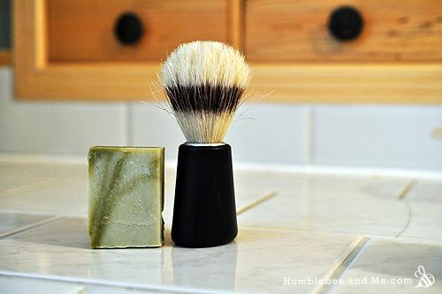 Shave it up: домашнее мыло для бритья