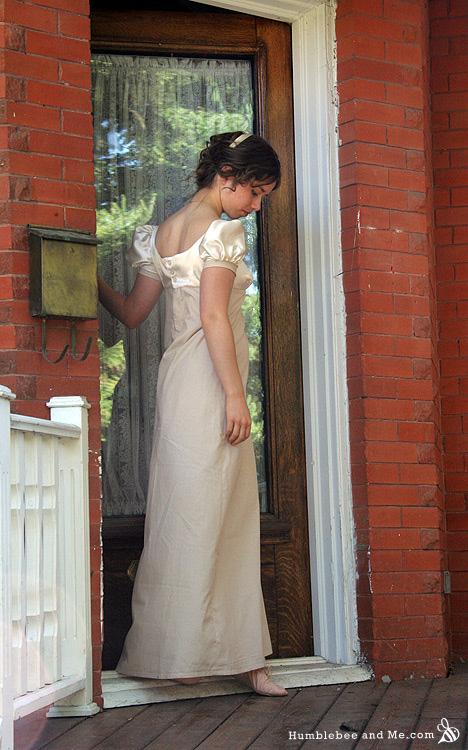 My Regency Gowns - Humblebee & Me