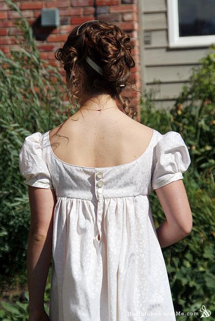 Regency Dress