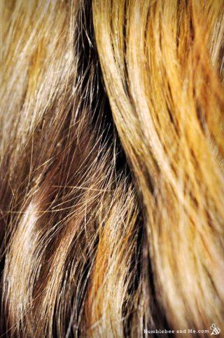 Super Shiny ACV Hair Rinse