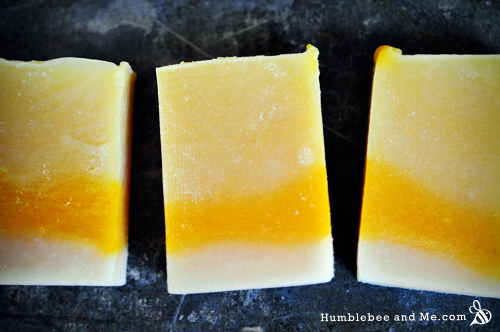 8 Ways to Naturally Colour Soap - Humblebee & Me
