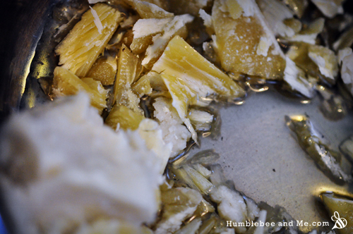 How to make palm balm for rock climbers