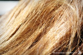 Chamomile, Lemon & Cinnamon Highlighting Hair Mist
