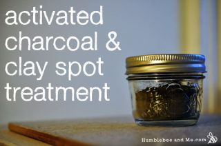 Activated Charcoal & Clay Spot Treatment