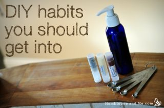 DIY Habits You Should Get Into