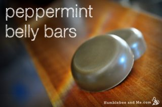 How to Make Peppermint Belly Bars