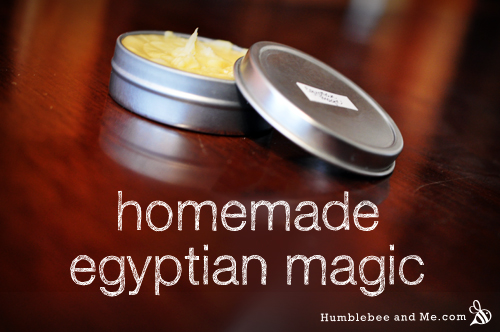 How to make your own Egyptian Magic