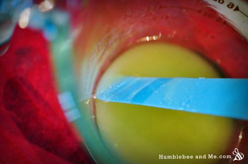 How to Make a Peppermint Sugar Lip Scrub Stick