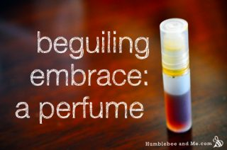 Beguiling Embrace: A Perfume