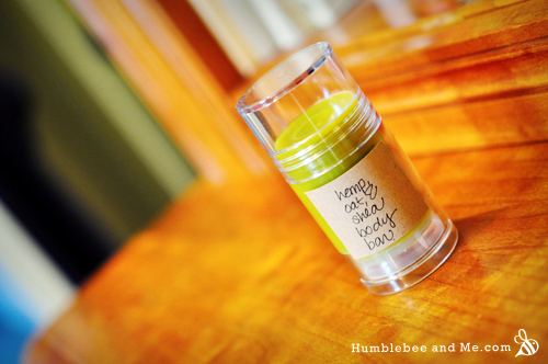 Конопля, Овсянка, Масло для тела Shea Eczema
