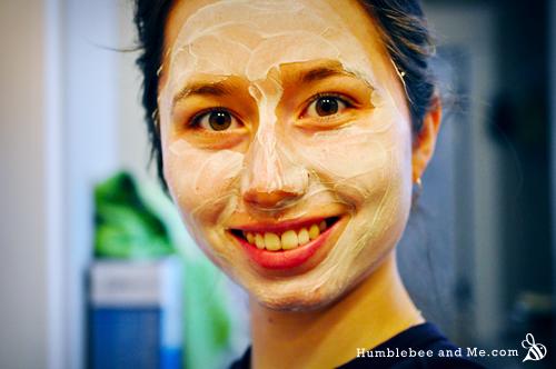 Нежная юкка - глина для умывания лица