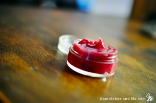 Beetroot Lip Gloss