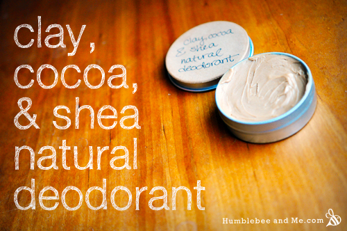 How to make Natural Vegan Deodorant