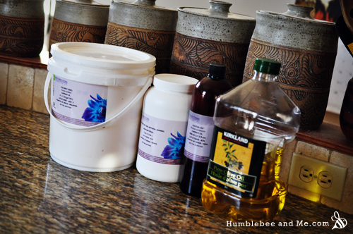 How to Make Liquid Soap The Easy Way