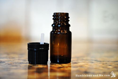 How to make your own Bandits Oil essential oil blend