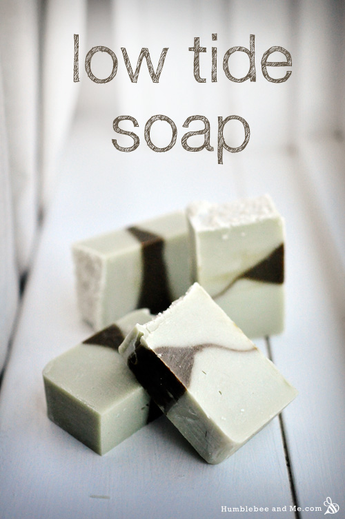 How to Make Low Tide Soap