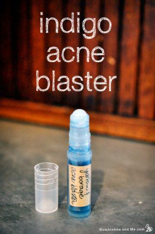 Indigo Acne Blaster