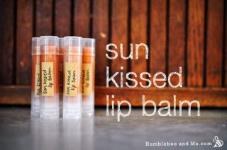 Sun Kissed Lip Balm