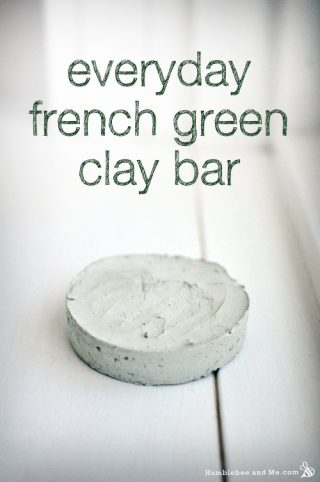 Everyday French Green Clay Bar