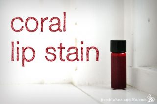 Coral Lip Stain