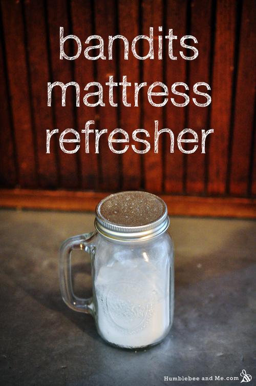 Bandits Mattress and Carpet Freshening Powder