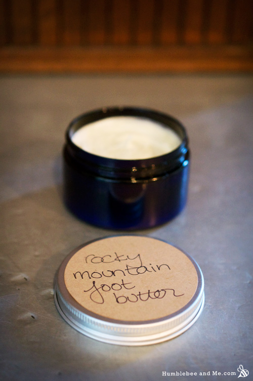 Rocky Mountain Foot Butter