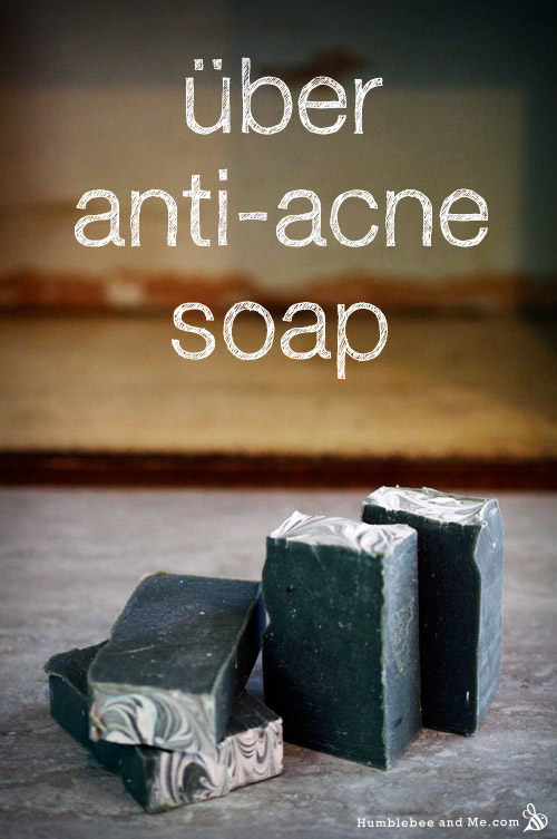 Über Anti-Acne Soap