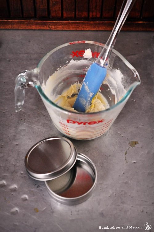 How to Make Rose and Neroli Vegan Deodorant