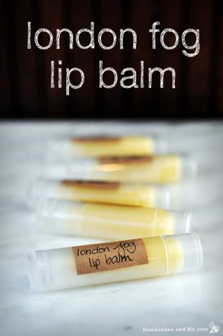 London Fog Lip Balm