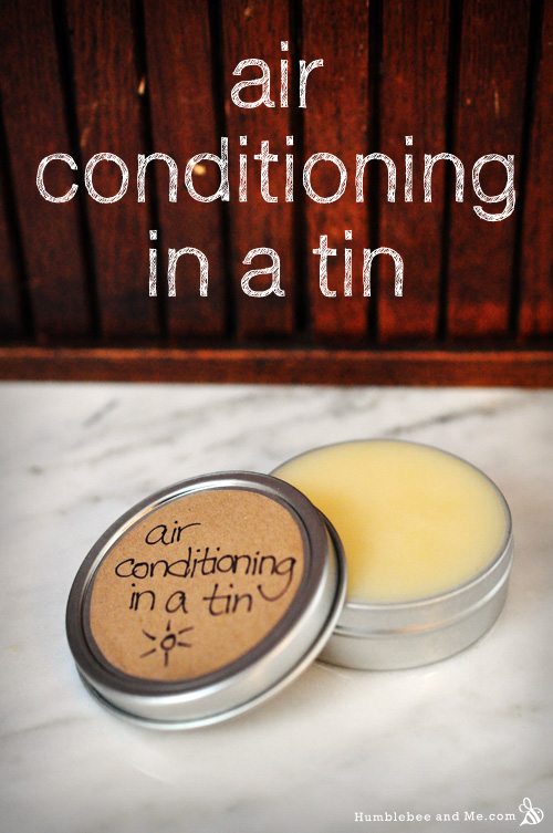 Air Conditioning in a Tin