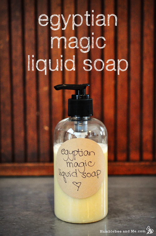 Egyptian Magic Liquid Soap