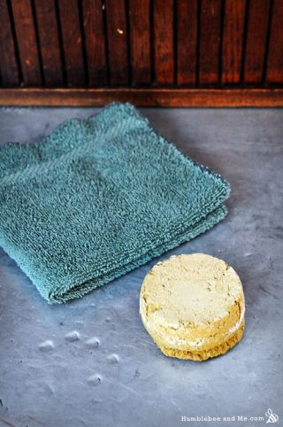 Clay & Soap Bar