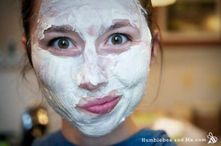 Soothing Oat & Honey Face Mask