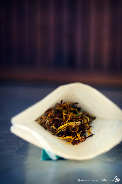 Массажное масло с лечебными травами