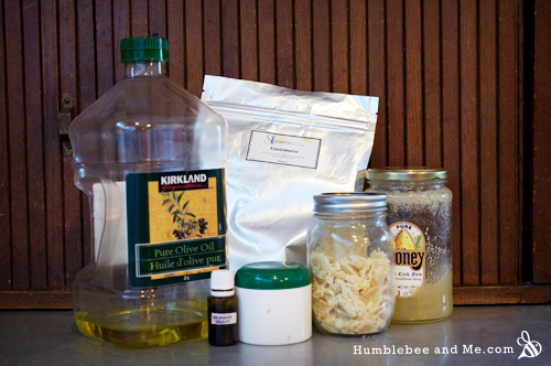 How to make your own Egyptian Magic Lotion