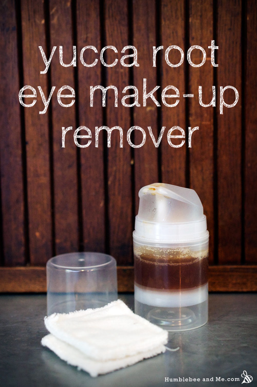 Yucca Root Eye Make-up Remover