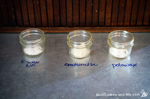 A Quick Guide to Different Emulsifying Waxes