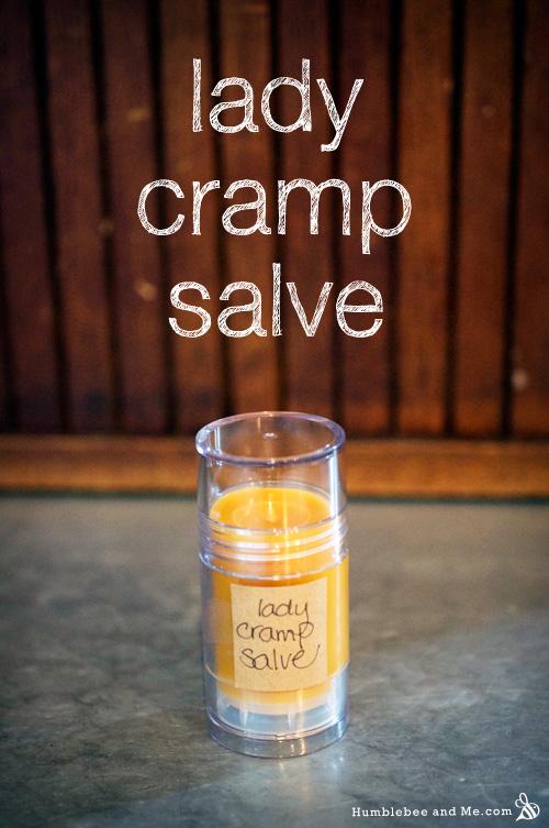 Lady Cramp Salve