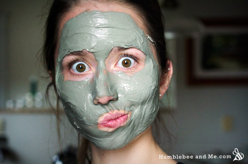 Dead Sea, Seaweed, & Silk Face Mask