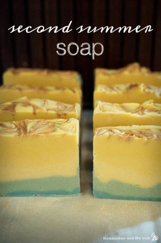 Second Summer Soap