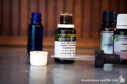 How to make Midnight Coffee Beard Oil
