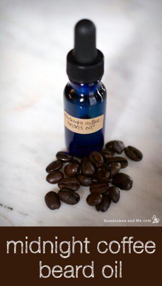 Midnight Coffee Beard Oil