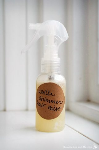 Winter Shimmer Hair Mist