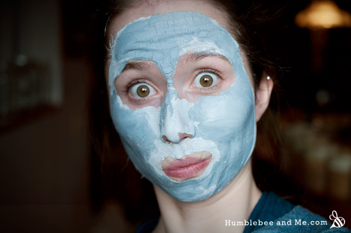 Winter Solstice Pore Detox Face Mask