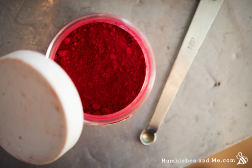 Rose Cardamom Body Lotion recipe
