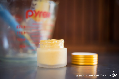 Maple Syrup Lip Balm recipe