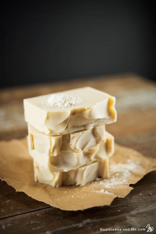 http://www.humblebeeandme.com/lots-lots-clay-soap/