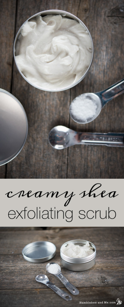 Creamy Shea Exfoliating Scrub