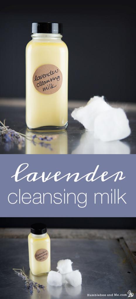 Lavender Cleansing Milk
